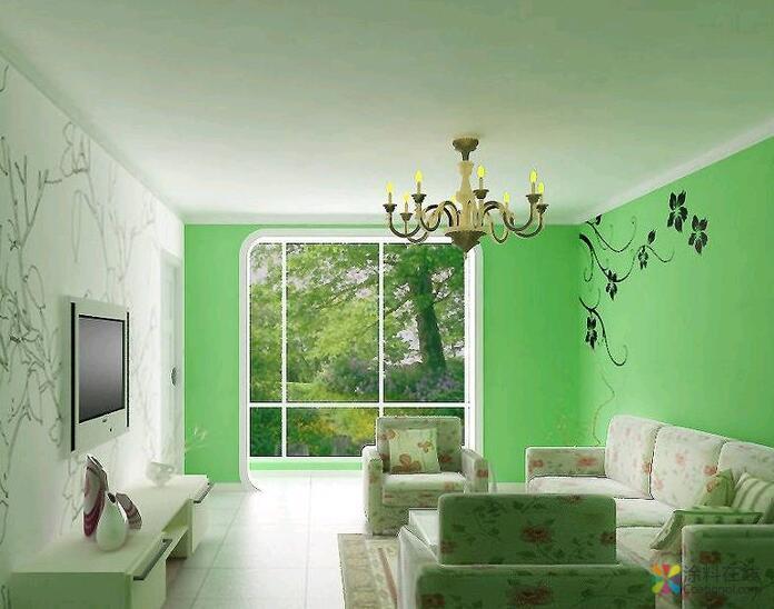 内墙乳胶漆的施工及注意事项 中国涂料在线,coatingol.com