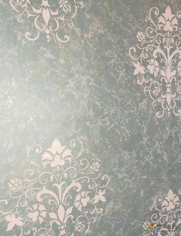 """为什么把肌理壁膜誉为""""可以水洗""""的墙面涂料? 中国涂料在线,coatingol.com"""