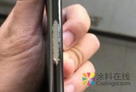 苹果手机掉漆如何修补?新手机掉漆算不算质量问题 中国涂料在线,coatingol.com