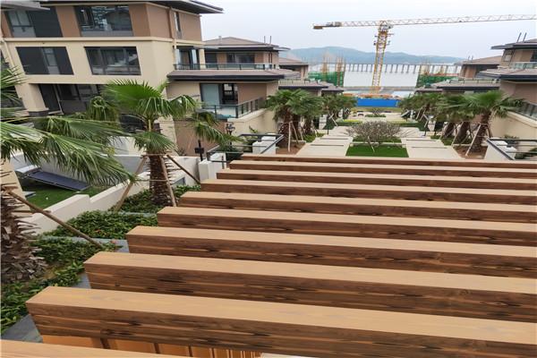 钢结构木纹漆详细施工步骤