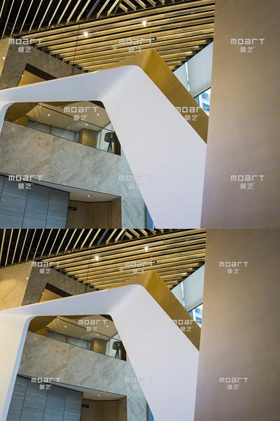 医院几万平方钢结构项目需要水性木纹漆...