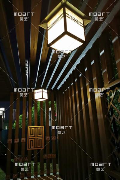钢结构和园林公司找什么样的木纹漆厂家...