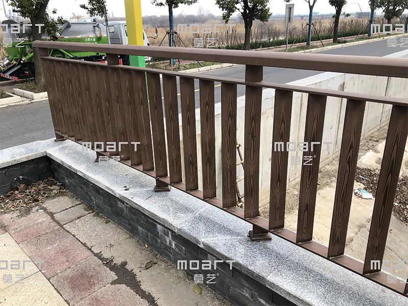 金属木纹漆施工效果